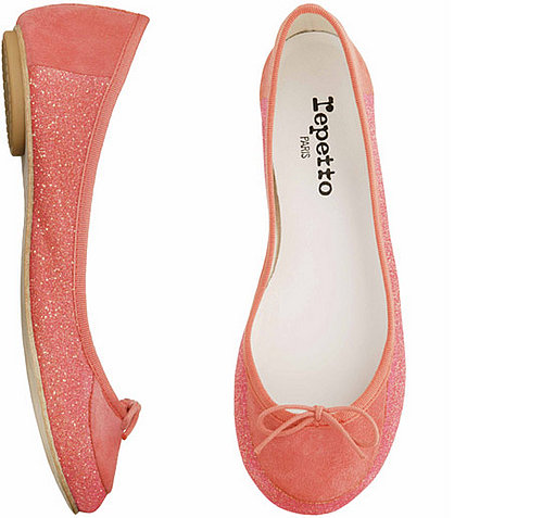 Let's Vogue: Introducing Repetto, Luxury French Ballerinas